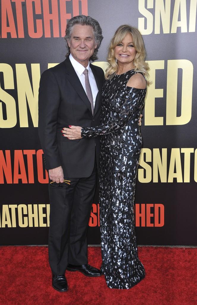 'Snatched' film premiere - Arrivals