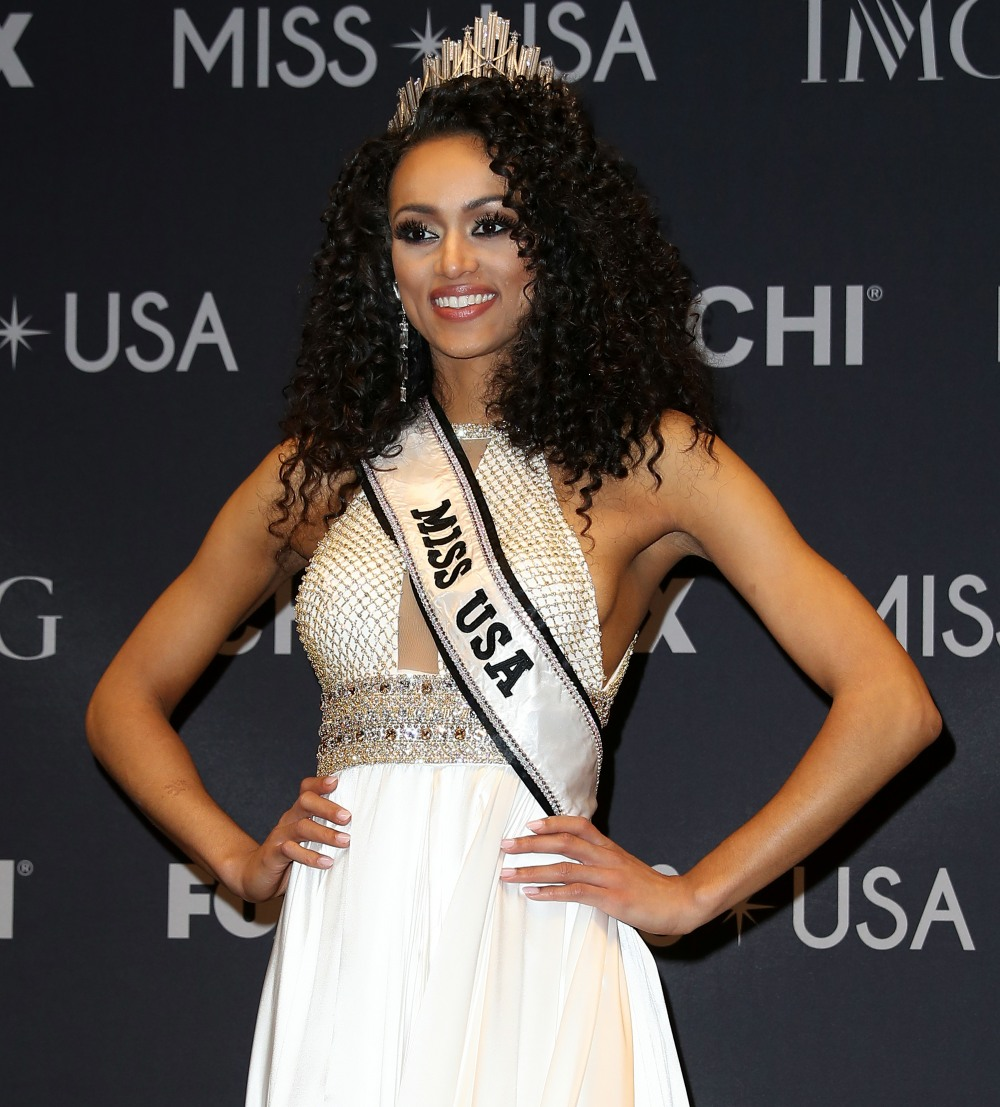 2017 Miss USA Winner Kara McCullough