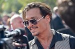 Johnny Depp And The Cast Of 'Pirates Of The Caribbean: Salazar's Revenge' Sail Into Disneyland Paris To Surprise Fans