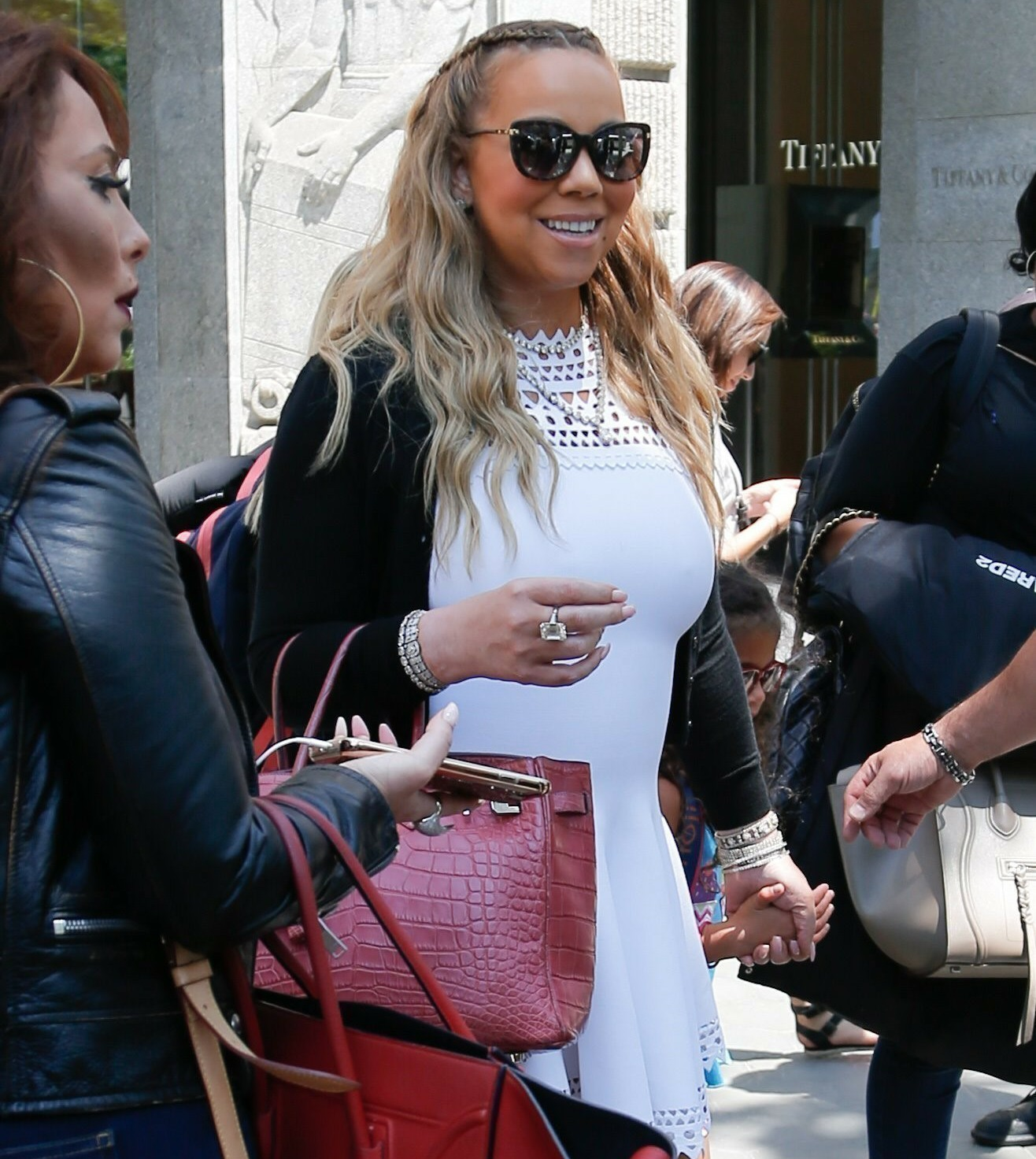 Mariah Carey is 'unprofessional & borderline abusive', claims Cedric Yarbrough