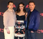 Mexican photocall of Warner Bros. Pictures' 'Batman v Superman: Dawn of Justice'