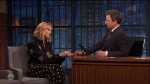 Naomi Watts during an appearance on NBC's 'Late Night with Seth Meyers.'