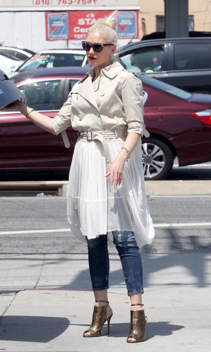 Gwen Stefani: bad fashion?