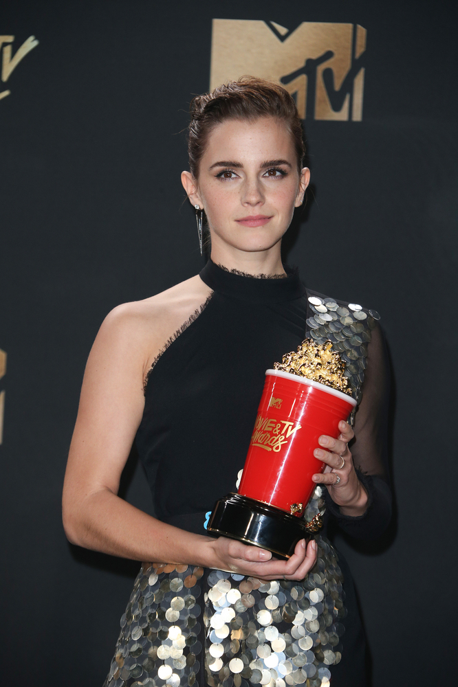 Emma Watson left her rings in a spa safe, is devastated they're missing