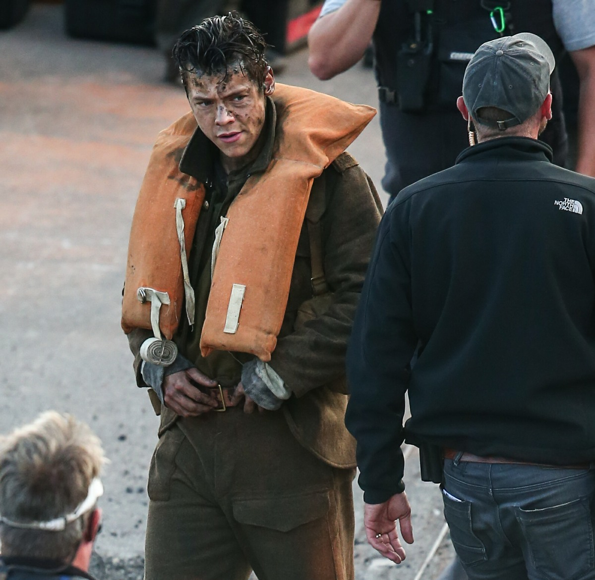 Dunkirk Weymouth filming