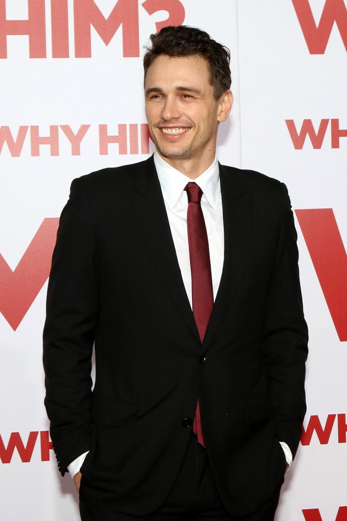 'Why Him?' - Premiere