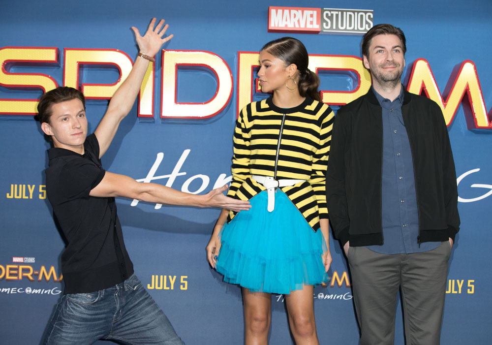 'Spider-Man: Homecoming' film photocall, London, UK