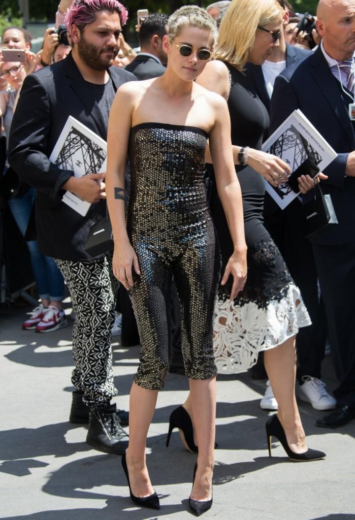 Paris Fashion Week Haute Couture Fall/Winter 2017-2018 - Chanel - Arrivals