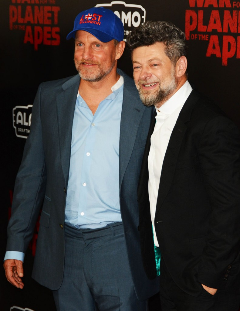 Premiere for the War for the Planet of the Apes