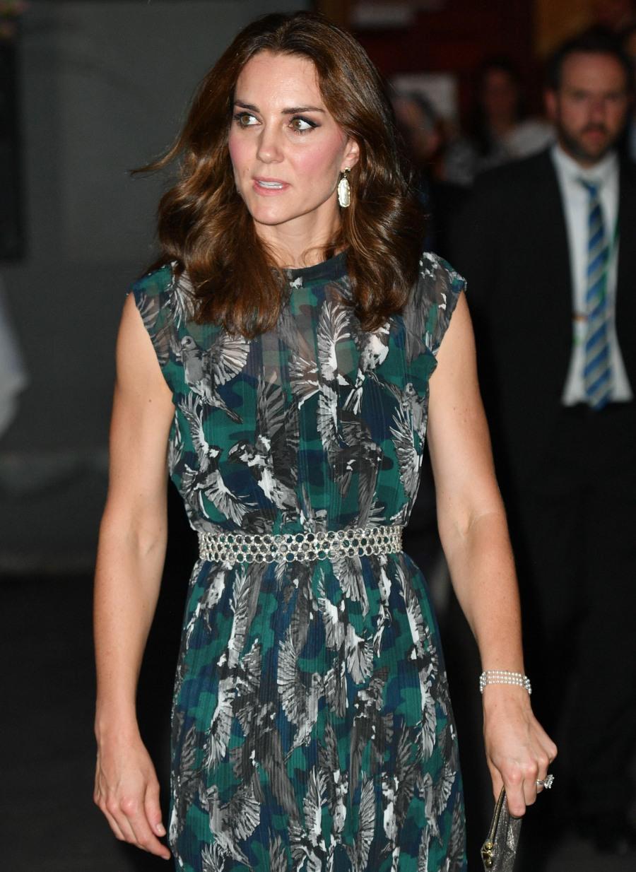 Prince William, Duke of Cambridge and Catherine, Duchess of Cambridge visit Clarchens Ballhaus