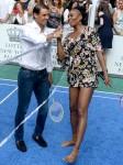 Rafael Nadal, Venus Williams  at the 2017 Lotte New York Palace Invitational at Lotte New York Palace