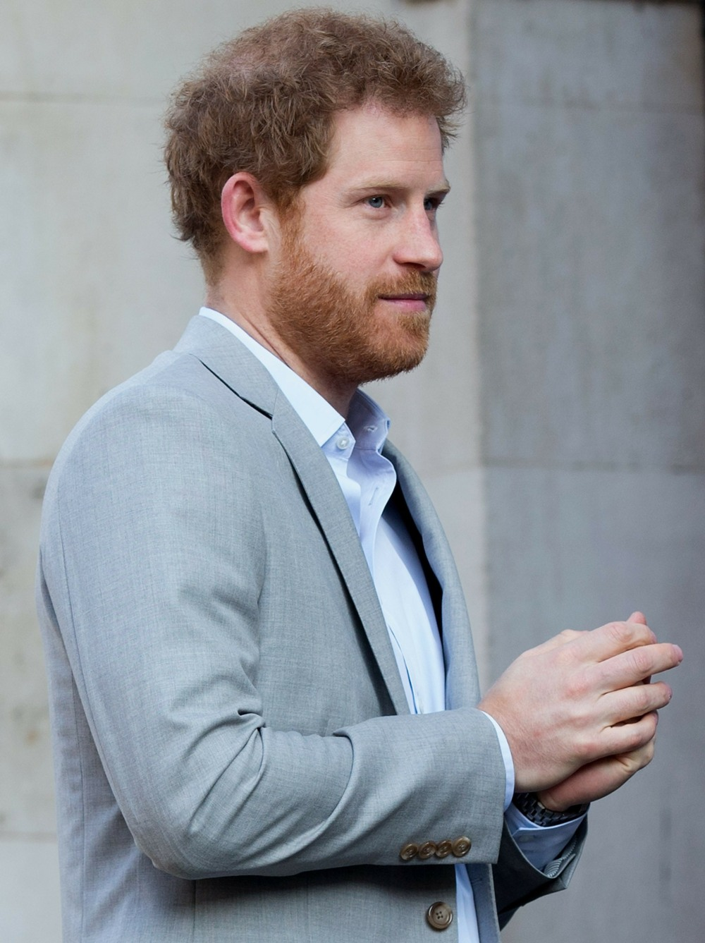 Prince Harry Prince Harry attends the Heads Together Campaign Conference in London
