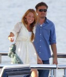Leonardo DiCaprio And Blake Lively Get Close In Cannes