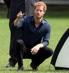 HRH Prince Harry visits StreetGames Fit and Fed initiative