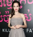angelina Jolie  the First They Killed My Father NY premiere