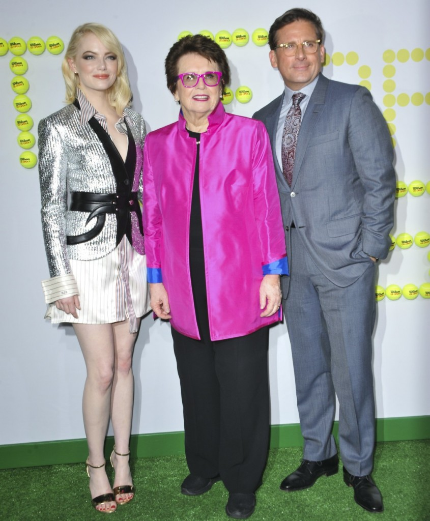 Fox Searchlight's Los Angeles Premiere of 'Battle of the Sexes' - Arrivals