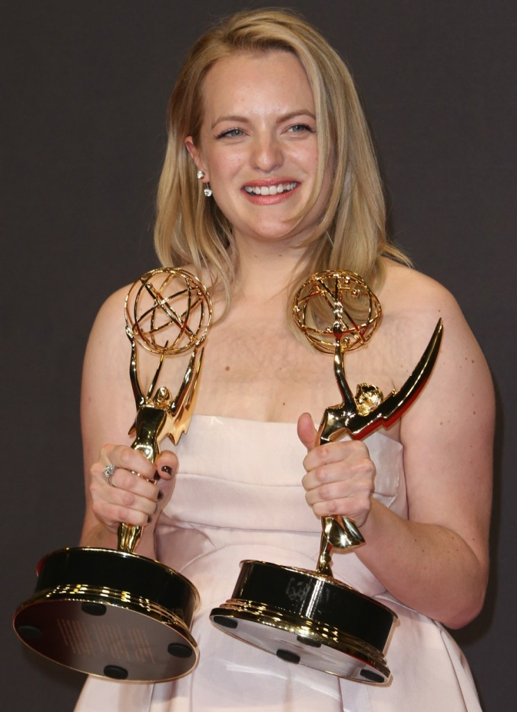 The 69th Emmy Awards - Press Room