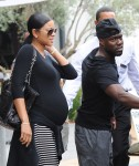 Kevin Hart and pregnant wife Eniko Hart spotted together after extortion case