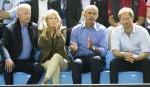 Royal attendance at Wheelchair Basketball
