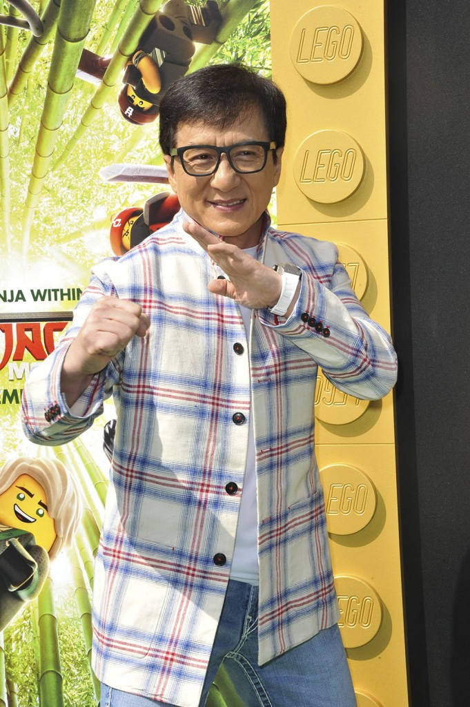 Jackie Chan: I can dance, I can sing, I could be in musicals