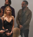 Jennifer Lawrence attends Moma for 'Mother' screening with Darren Aronofsky