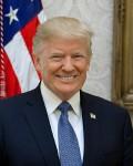 Official Portrait of US President Donald J. Trump