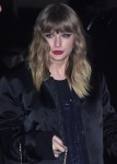 Taylor Swift arrives to the SNL after party with her pal Martha Hunt