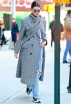 Kendall Jenner looks stylish in NYC
