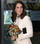 The Duchess of Cambridge visits the Hornsey Road Children's Centre