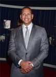Alex Rodriguez at the 38th annual Sports Emmy Awards in New York City