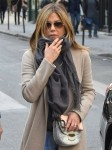 Jennifer Aniston goes shopping at Dries Von Noten and Colette