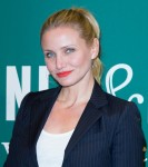 Cameron Diaz signs copies of her new book