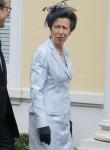 Princess Anne visiting Anglo German Club