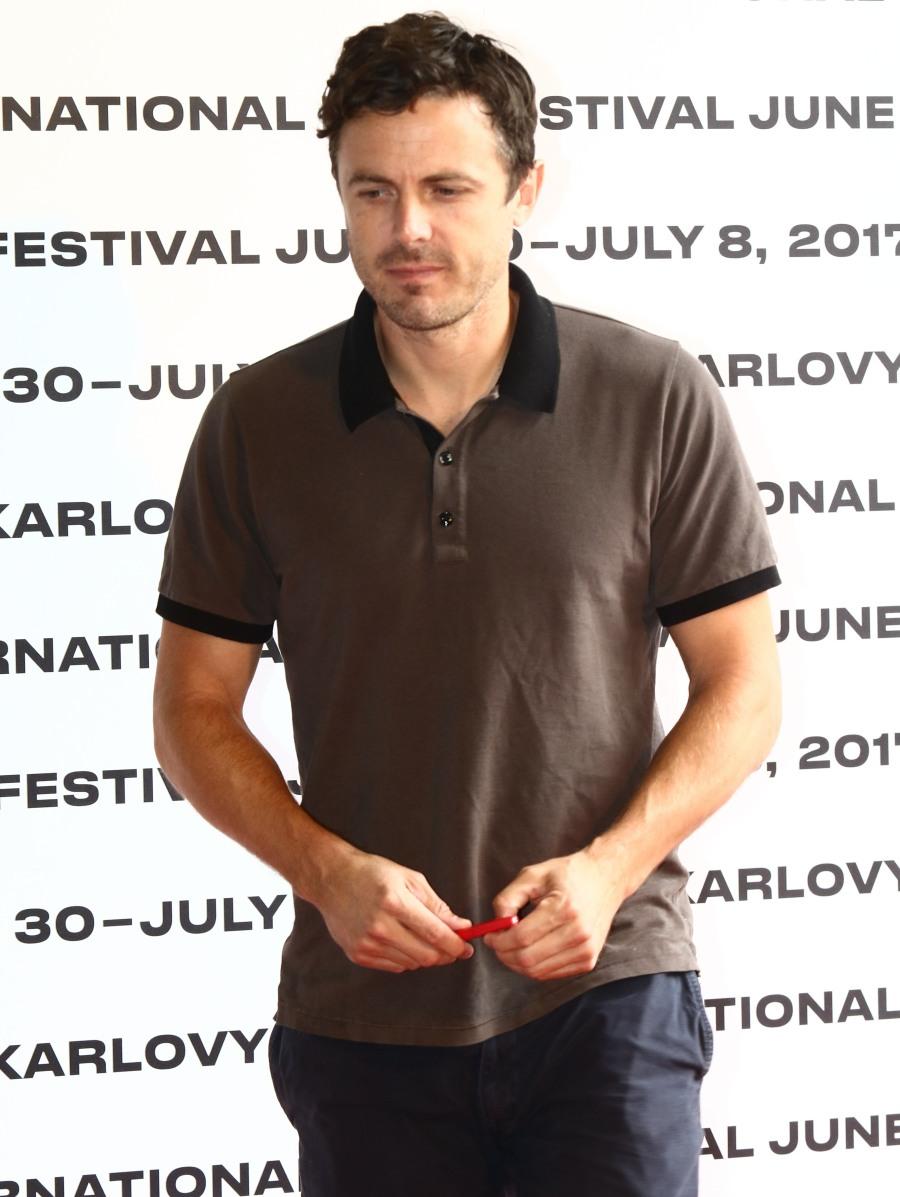 52nd Karlovy Vary International Film Festival - A Ghost Story - Press conference