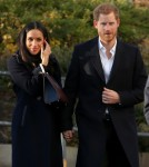 Prince Harry and Meghan Markle visit Nottingham Academy
