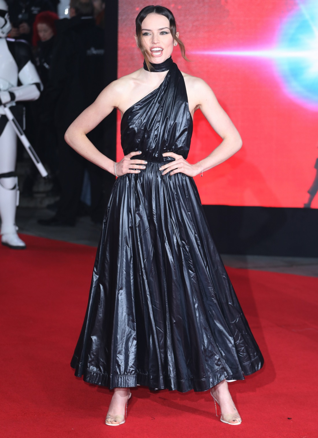 Star Wars Episode VIII The Last Jedi UK film premiere