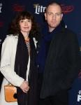 Ewan McGregor  & wife Eve Mavrakis attend FX's 2017 All-Star Upfront at SVA Theater attends FX's 2017 All-Star Upfront at SVA Theater
