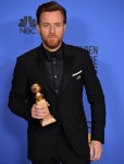 Ewan McGregor in the press room at the 75th Annual Golden Globe Awards at The Beverly Hilton Hotel in Beverly Hills