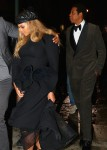 Beyonce and Jay Z celebrate after the Grammy Salute to Industry Icons Honoring Jay-Z