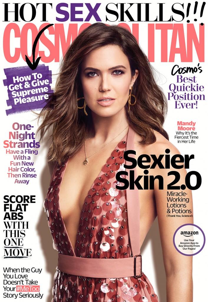 Cosmopolitan March 2018 Cover