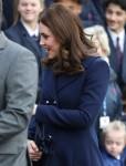 The Duchess of Cambridge visits the Reach Academy Feltham