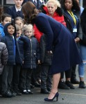 The Duchess of Cambridge visits the Reach Academy Feltham
