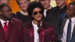 The 60th Annual Grammy Awards as seen on CBS.