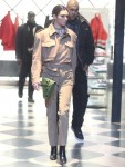 Kendall Jenner is spotted out shopping in Soho