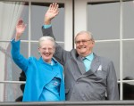 Queen Margrethe II of Denmark celebrates her 76th birthday