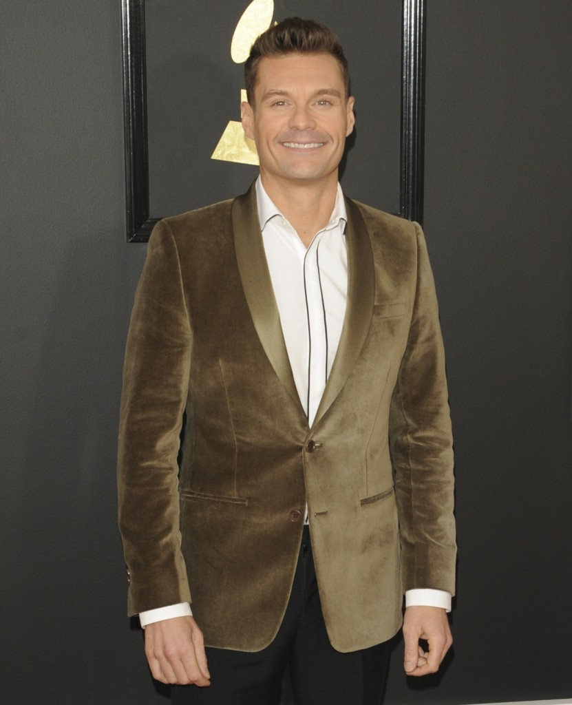 The 59th Annual Grammy Awards arrivals