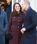Duke and Duchess of Cambridge visit Hartvig Nissen School