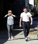 Brooklyn Beckham and Chloe Moretz lunch date at Good Neighbor restaurant