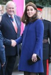 The Duchess of Cambridge opens an Action on Addiction Community Treatment Centre