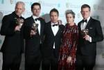 71st EE British Academy Film Awards - Press Room